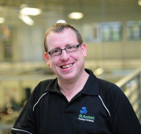 SAPC Gareth Andrews