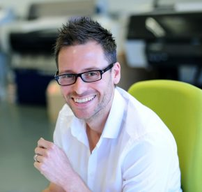 Gavin Rowlett - Account Manager