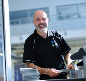 Lee Williams Assistant Bindery Manager