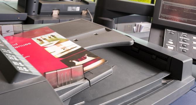 Print Shop photocopying