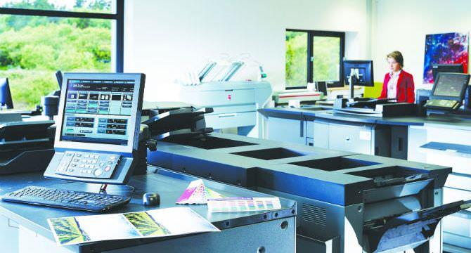 Print Shop While You Wait