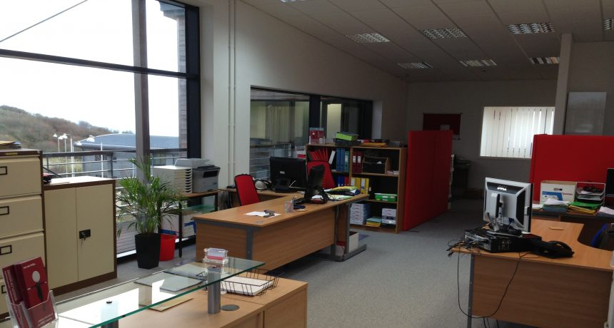 Offices to let in diverse business hub