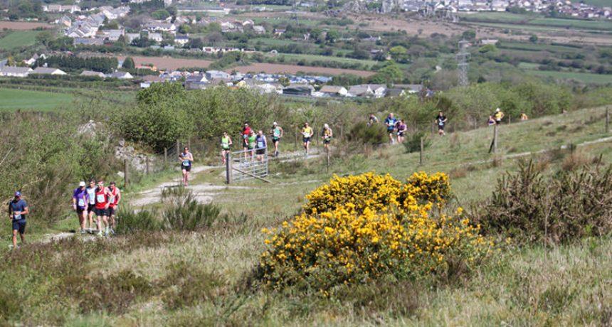 SAPC sponsor St Austell Imerys marathon