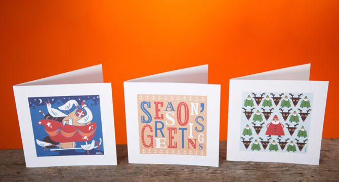 printing greetings cards