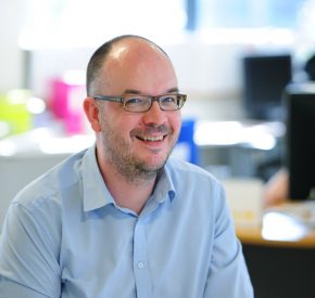 Mark Naylor IT Manager
