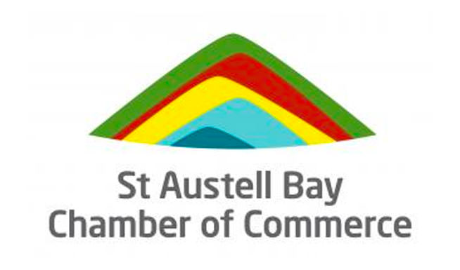St Austell Bay Chamber Logo