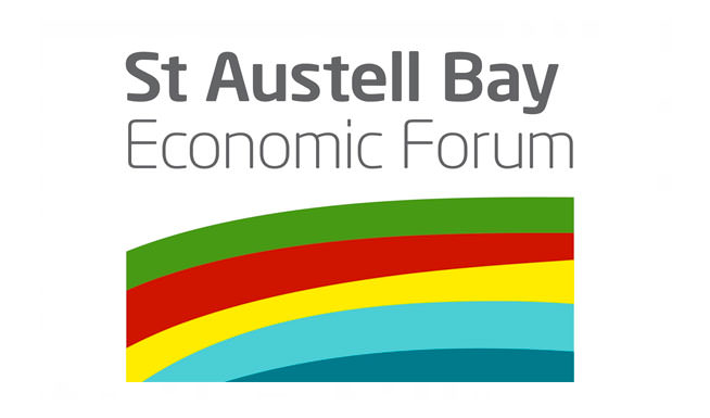 St Austell Bay Economic Forum Logo