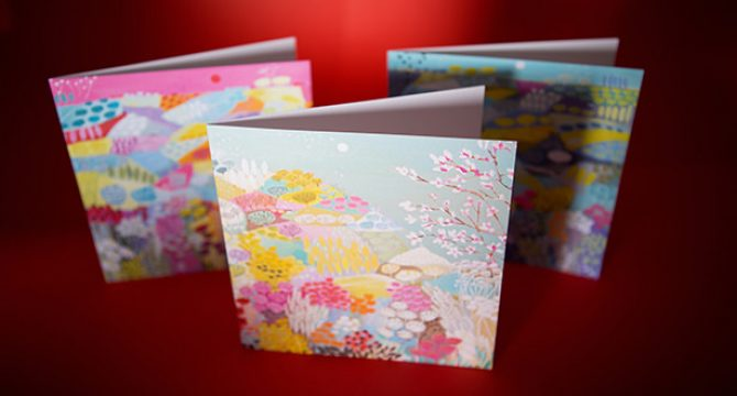 Greetings Cards - SAPC