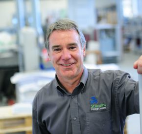 Steve Mattey Print Manager