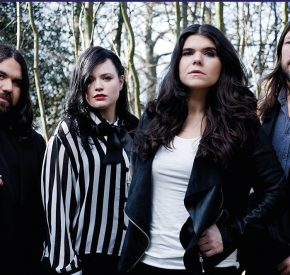 Magic Numbers perform at Hollyfest
