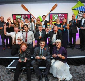 SAPC proud to support Cornwall Sports Awards 2017