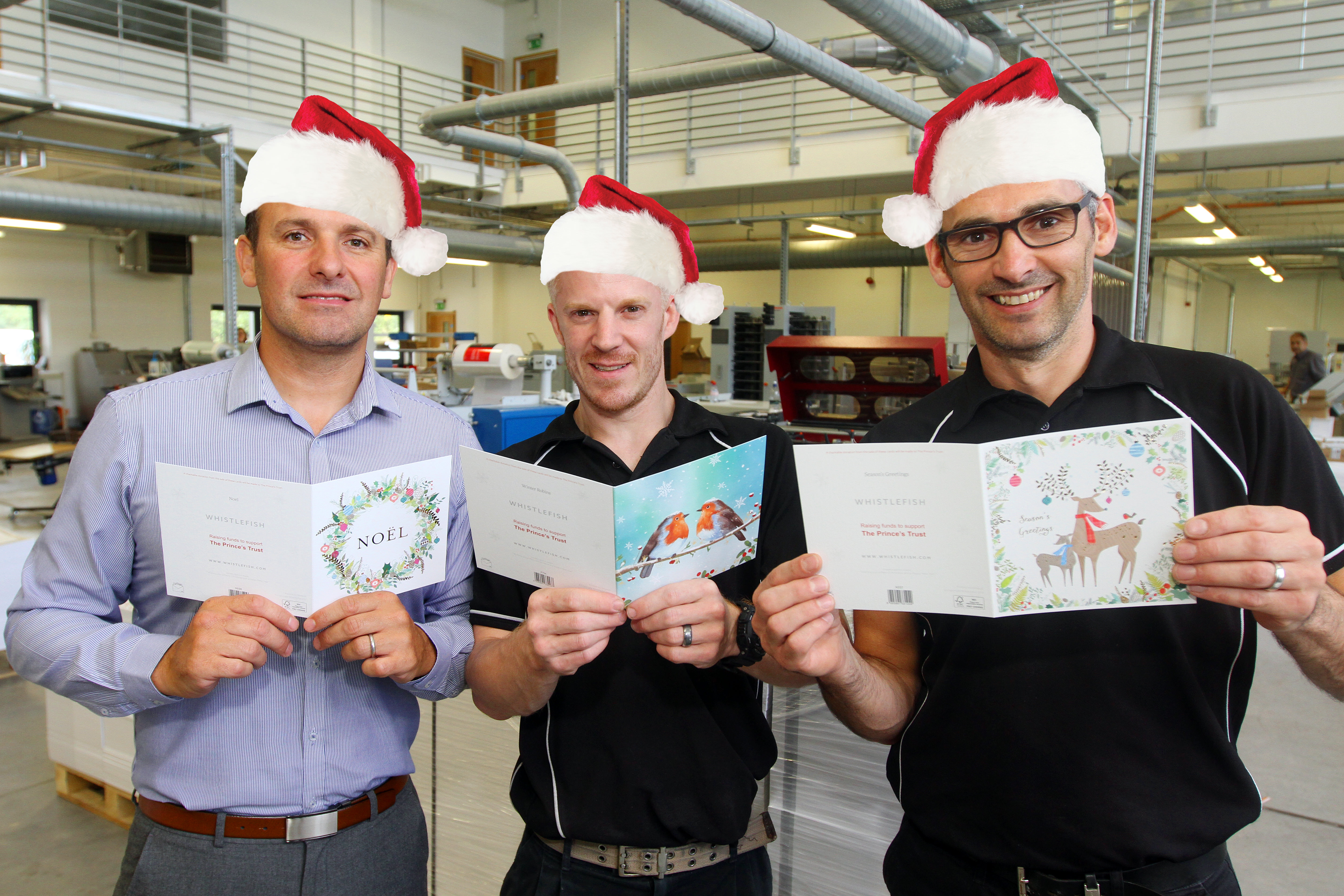 St austell printing company gets in the festive spirit in july m4hsunfo