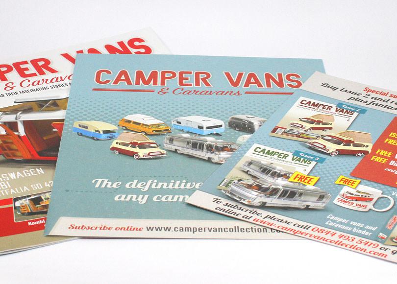 Camper Van Print