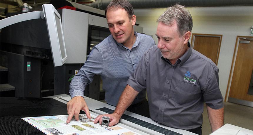 SAPC celebrates prestigious National Trust contract