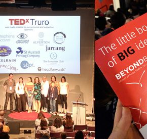 TEDxTruro delivers above and 'beyond' expectations