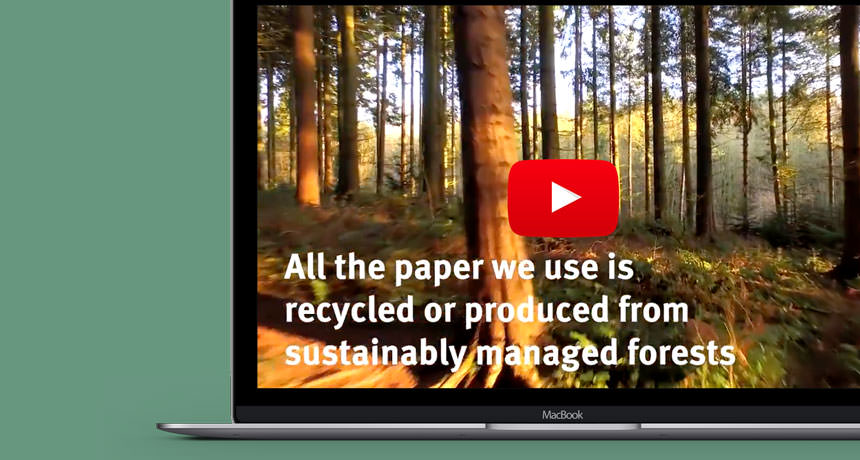 New videos help spread the message of sustainability