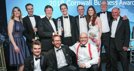 Business Awards celebrate the best in Cornwall