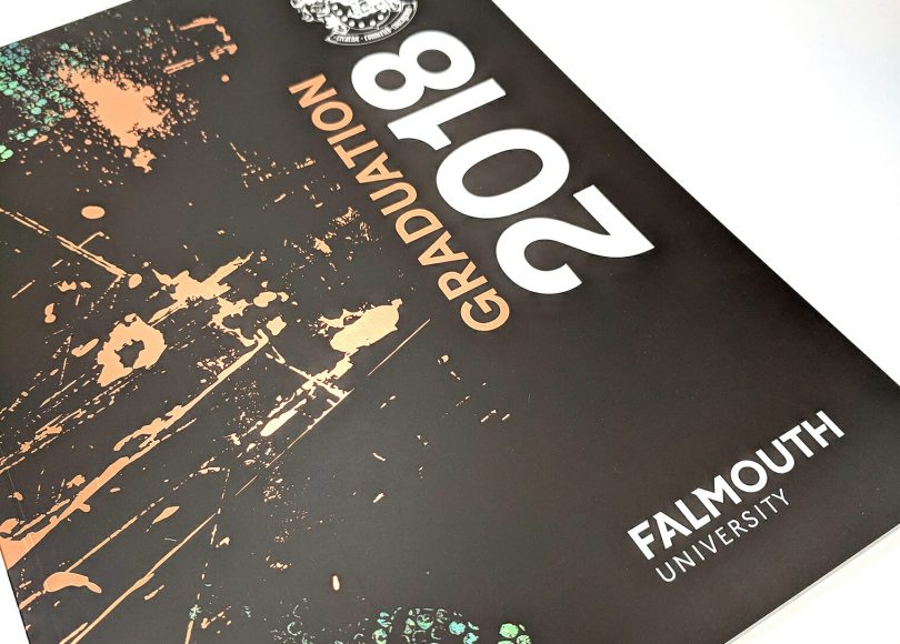 Falmouth University Graduation Programme