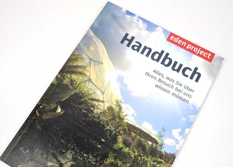 Eden Project German Handbook