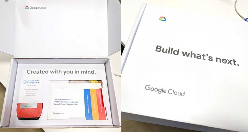 Google thinks outside the box with disruptive direct marketing campaign
