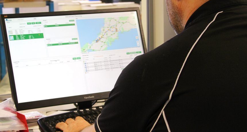 SAPC introduce new delivery system to help decrease carbon footprint