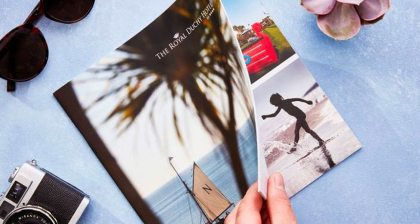 Why print should remain an important part of the marketing mix for hospitality and tourism businesses