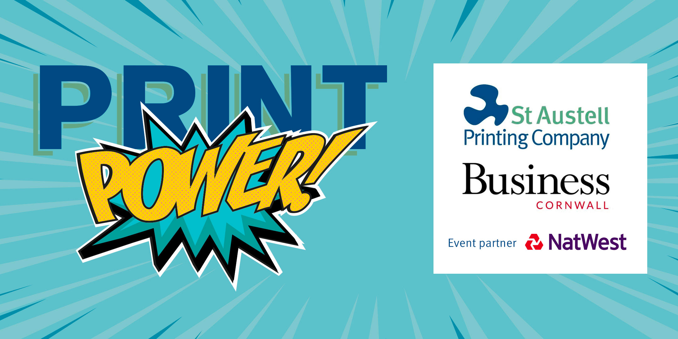 Print Power 2019 at St Austell Printing Company