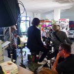German Film Crew at SAPC