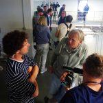 German Film Crew in St Austell