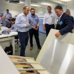 Tour at the Print Power Event