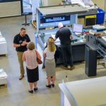 Print room tour at the Print Power Event
