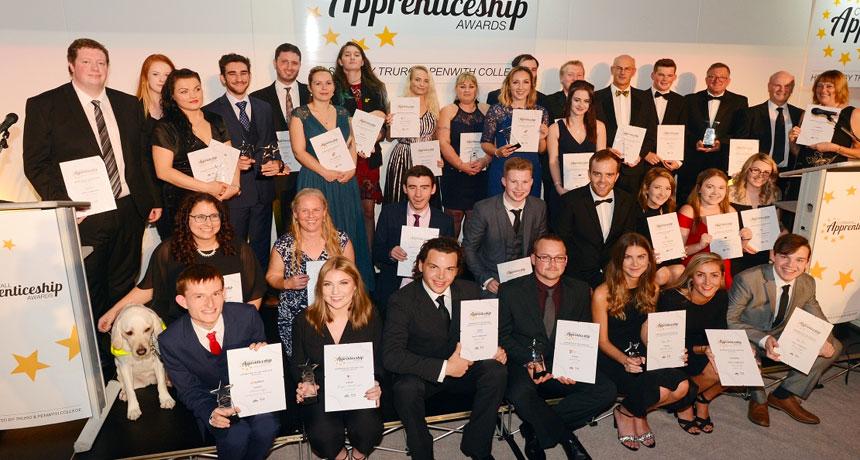 SAPC announce Cornwall Apprenticeship Awards Sponsorship