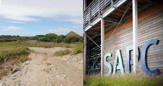 How SAPC transformed wasteland to flourishing gardens