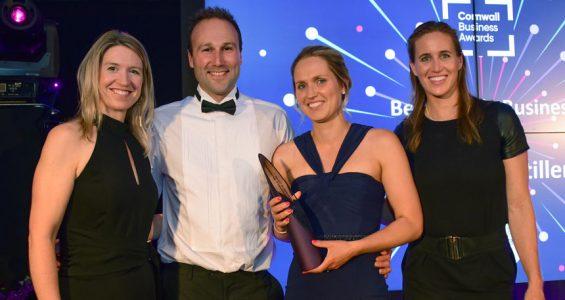 SAPC announce Cornwall Business Awards 2020 Sponsorship