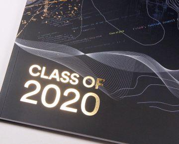 Falmouth University Class of 2020 Graduation Book