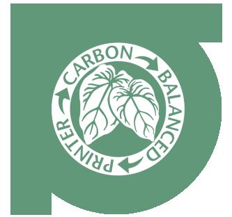 Carbon Balanced Printer Cornwall