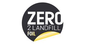 Zero Foil to Landfill Certification